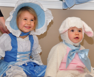 10 of the Best Baby Halloween Costumes according to Grammie