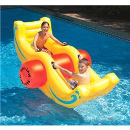 inflatable toys, water toys, grammieknowhow.com