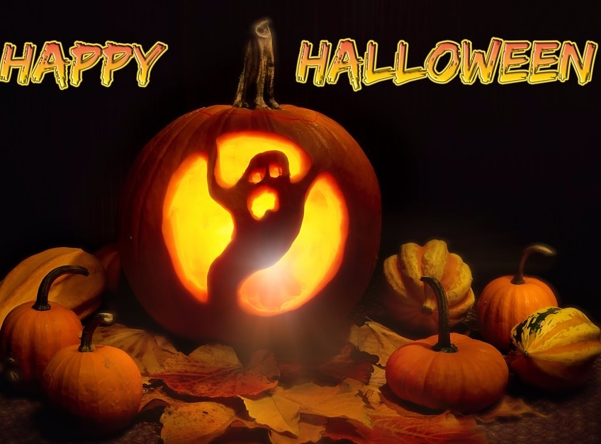 Halloween, the time to let your inner child out!