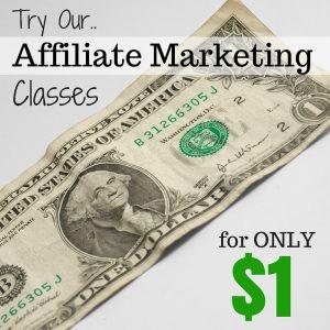 affiliate marketing classes, pajama affiliates, blogging course