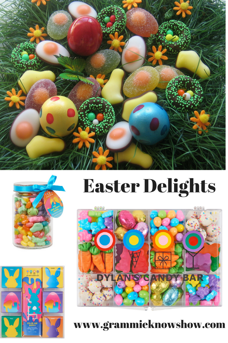 Easter Gift Baskets, Best Easter Candy Gift Baskets, Classic Easter Candy