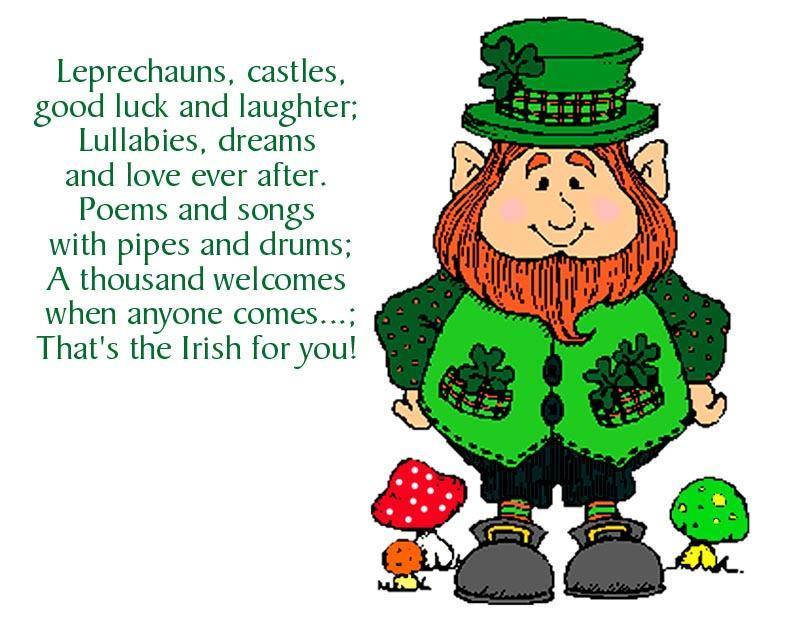 St. Patricks Day wishes