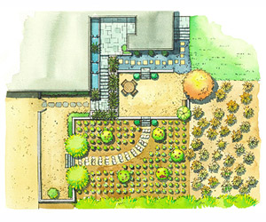 backyard rooms