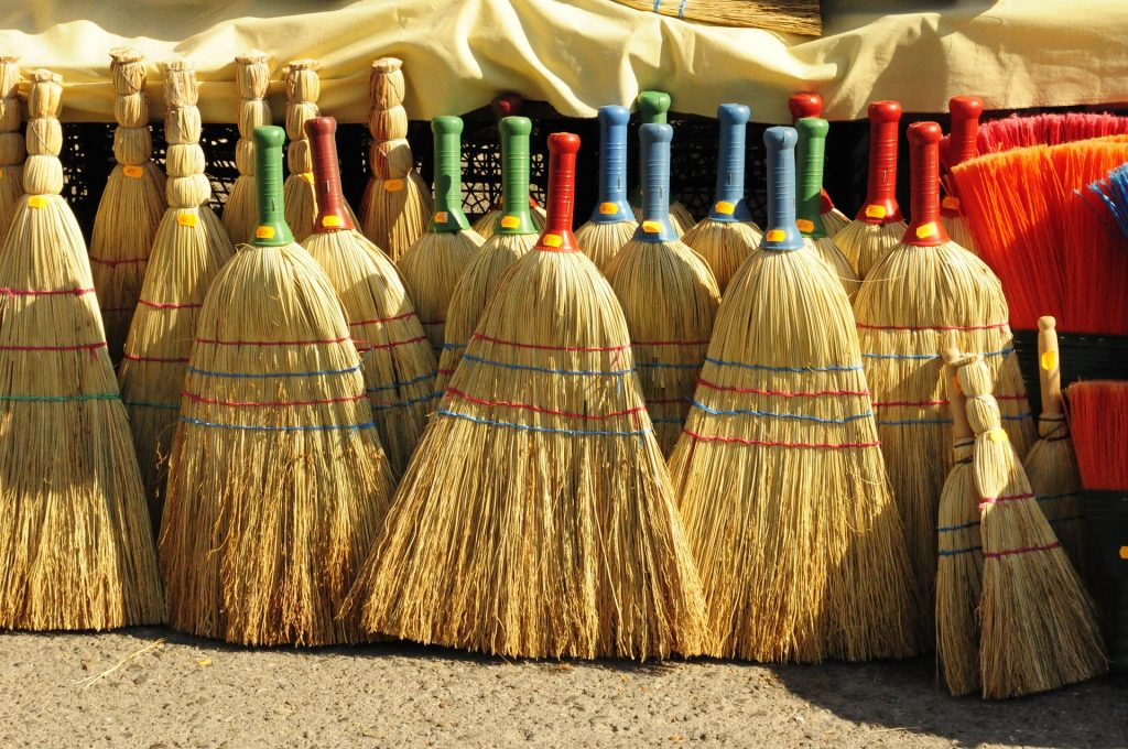 #best brooms, #grammieknowshow