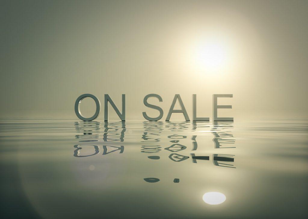 Amazing summer sales