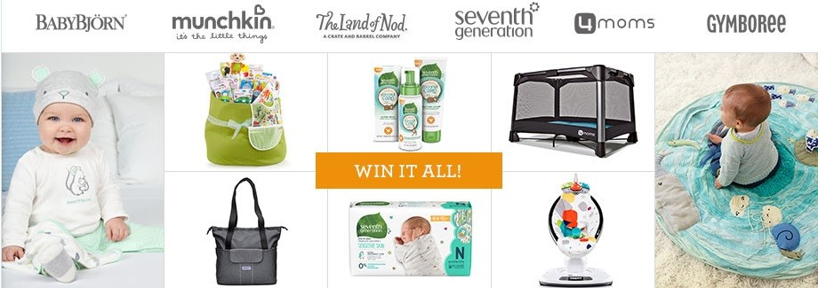 Gymboree Win Must Haves for Baby Contest