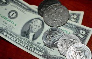 collectible coins, collectible bills, collectible money