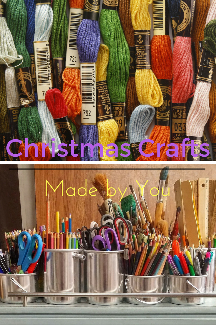 creative christmas crafts and gifts, one of a kind crafts, hand made crafts