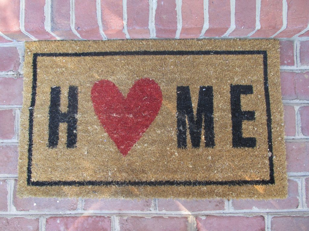 decorative welcome mats, unique welcome mats, novelty welcome mats, large outdoor welcome mats
