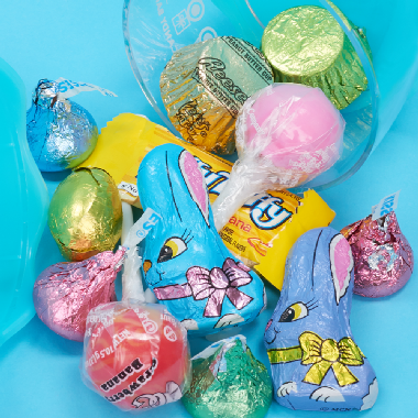 easter candy gifts, sweetest chocolate easter candy, best easter candy