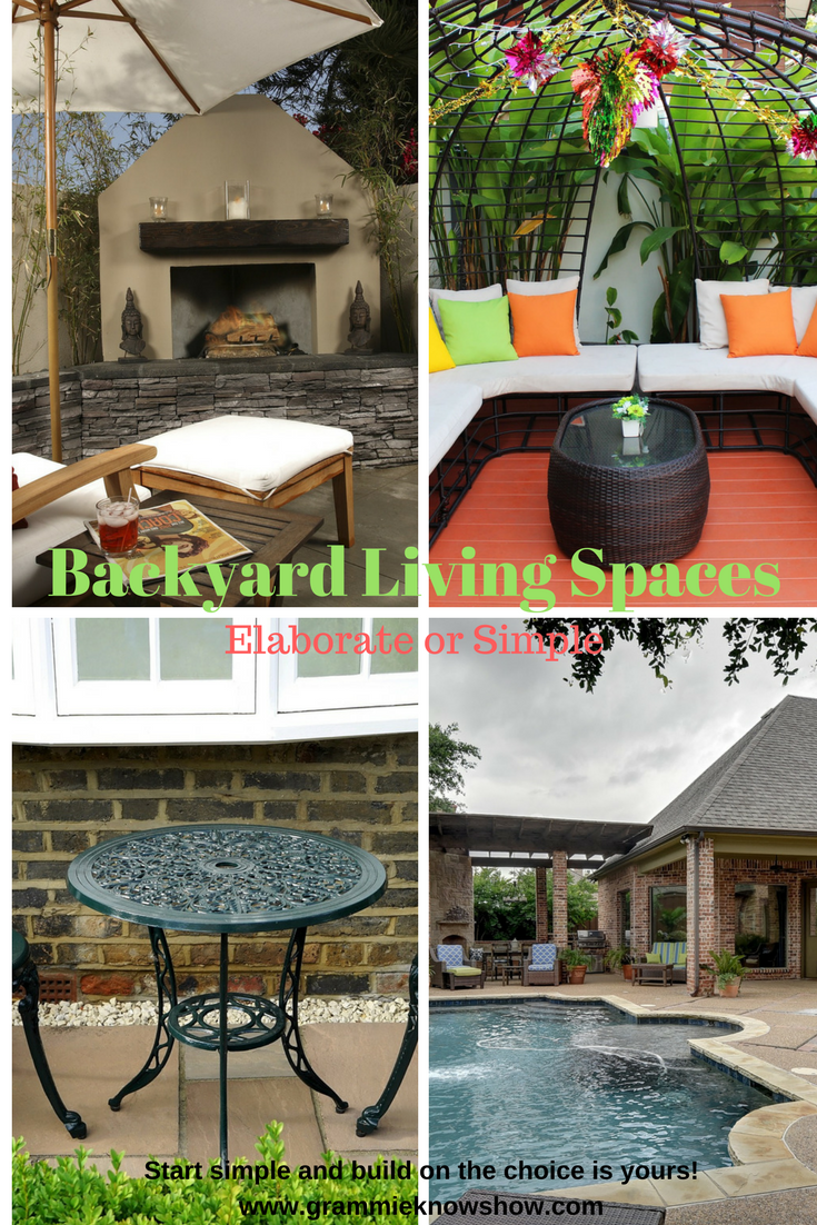 outdoor living spaces, backyard oasis, backyard sanctuary, relaxing in the backyard, entertaining outdoors